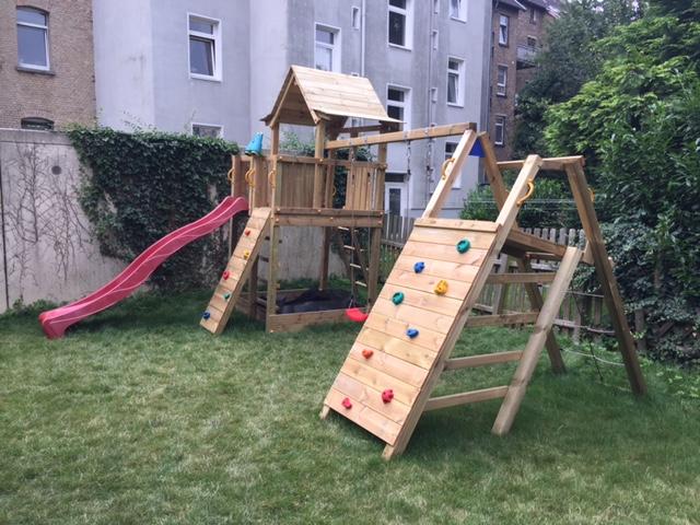 Spielhütte Braunschweig