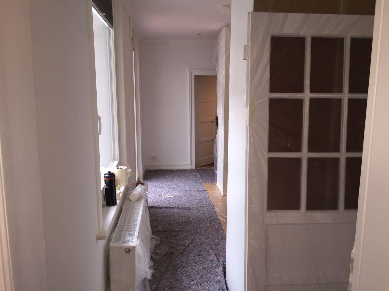 Wohnung Anstrich streichen Burgdorf