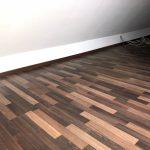 Laminat verlegen Dachboden