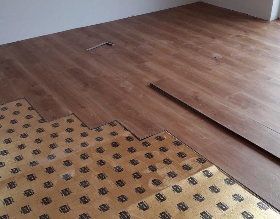 Designboden in Neubau Wohnung verlegen Braunschweig